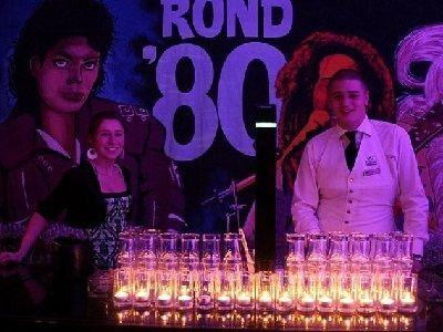 back to the eighties en nineties - themafeest met live muziek, dj en entertainment - liever live