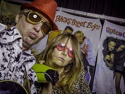 Goed Fout Feest -  Themafeesten met live muziek & DJ, entertainment en decoratie - Liever Live - feestje