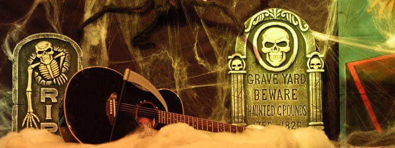 Happy Halloween Themafeesten met live muziek & DJ - Liever Live