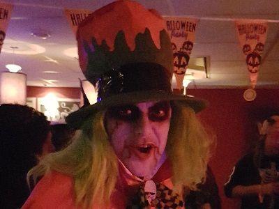 Happy Halloween - Griezel weg met dit spookachtige themafeest met live muziek, dj, entertainment en decoratie - liever live - Halloween feest - Trick or Treat