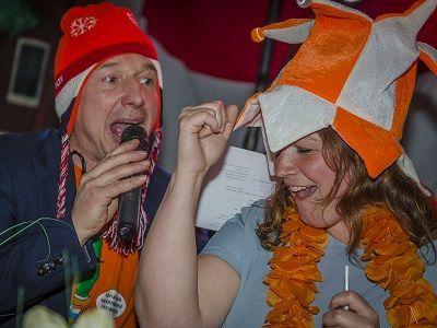 Heel Holland Feest - Hollandse avond, Feest met de Ik Hou van Holland Quiz - Live Muziek, Live Dj, entertainment - Liever Live - Hollandse Avond