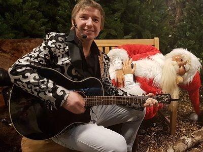 Kerstfeest - bedrijfsfeest met live muziek, dj en entertainment - Kerst met een thema? Sprookjesachtig winter wonderland of een lekker foute Kerstparty