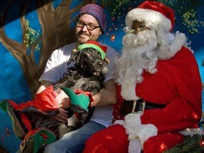 Kerstfeest - bedrijfsfeest met live muziek, dj en entertainment - kerst, foute kerstparty of winterwonderland themafeest op de zaak
