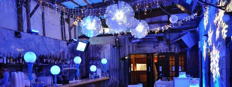 Winter Wonderland - Themafeesten met live muziek & DJ - Liever Live