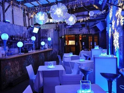 Winter Wonderland - Sprookjesachtig Themafeest met Live Muziek, DJ, Interactief Entertainment & prachtige Decoratie - Liever Live  - Winterse feestavond